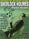 Sherlock Holmes Mystery Magazine, Volume 8 (eBook)